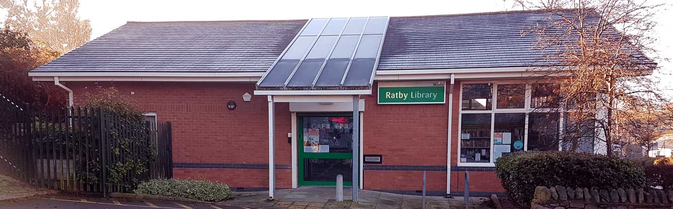 Welcome to Ratby Library