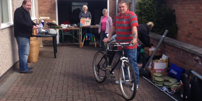 Ratby Yard Sale 2017